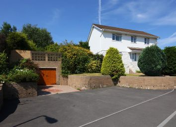 Thumbnail 4 bed property for sale in Millrace Close, Lisvane, Cardiff