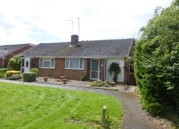 Thumbnail 2 bed semi-detached bungalow for sale in Clipston Way, Duston, Northampton