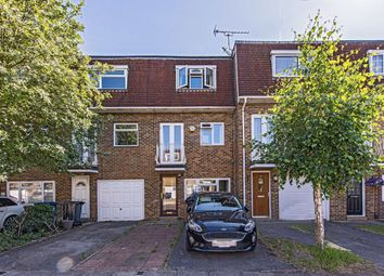 Thumbnail 4 bed flat to rent in Rowan Close, London