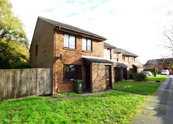 Thumbnail 1 bed maisonette to rent in Woodrush Crescent, Locks Heath, Southampton