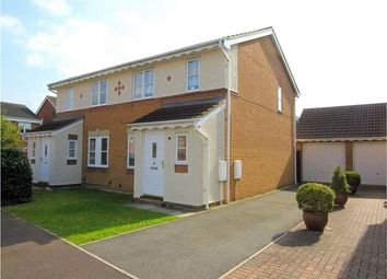 Thumbnail 3 bedroom semi-detached house for sale in Hawthorn Drive, Huntingdon, Cambridgeshire