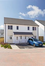 Thumbnail 2 bed semi-detached house for sale in Church Road, Truro, Cornwall
