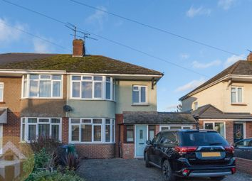 Thumbnail 3 bed semi-detached house for sale in Dunnington Road, Royal Wootton Bassett, Swindon