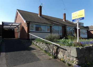 Thumbnail 2 bed semi-detached house for sale in The Meadows, Shepshed, Loughborough, Leicestershire