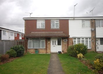 Thumbnail 3 bed end terrace house for sale in Ayletts, Basildon, Essex
