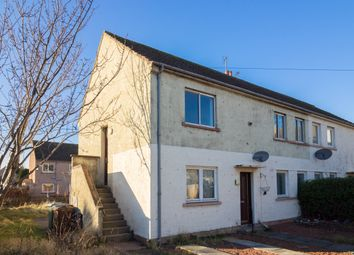 Thumbnail 2 bed flat for sale in Ash Grove, Dunbar