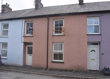 Thumbnail 3 bed town house for sale in Mill Street, Lampeter