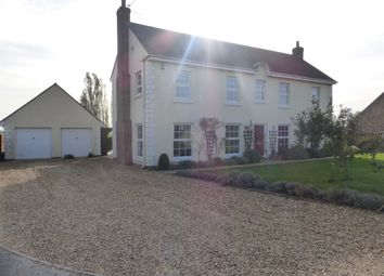 Thumbnail 5 bed detached house for sale in Rhonda Park, Wimblington, March