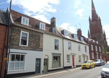 Thumbnail 3 bedroom terraced house for sale in St. Johns Street, Bury St. Edmunds