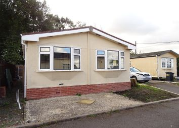 Thumbnail 2 bed mobile/park home for sale in Ashby Road, Sinope, Leicestershire