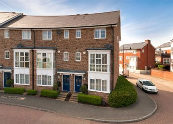 Thumbnail 3 bed end terrace house for sale in Fortune Way, Kings Hill