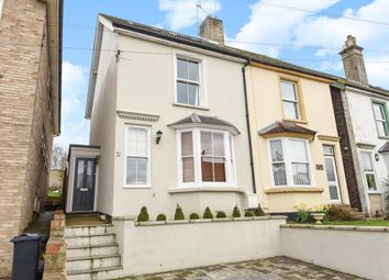 Thumbnail 3 bed semi-detached house for sale in Earlsbrook Road, Redhill