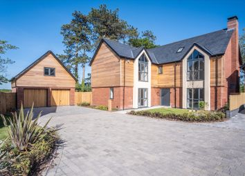 Thumbnail 5 bed detached house for sale in Lapworth, West Midlands
