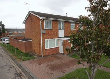 Thumbnail 2 bed end terrace house for sale in Fenwick Road, Houghton Regis, Dunstable