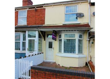 Thumbnail 2 bed terraced house for sale in Fraser Street, Bilston