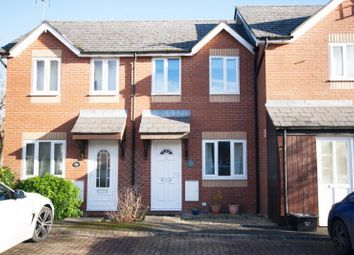Thumbnail 1 bed terraced house to rent in Willis Way, Purton, Wiltshire