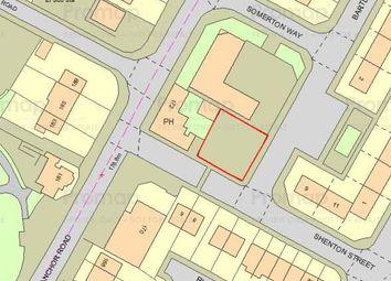 Thumbnail Land for sale in Shenton Street, Longton, Stoke-On-Trent