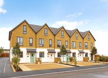 Thumbnail 3 bed end terrace house for sale in Dion Gardens, Field Common Lane, Walton On Thames, Surrey