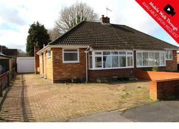 Thumbnail 1 bed bungalow for sale in Westbury Gardens, Fleet, Hampshire