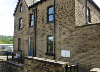 Thumbnail 2 bed flat to rent in Lovatt Fold, Charlestown, Shipley