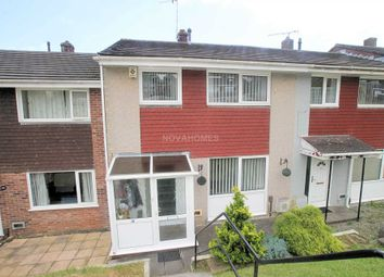 Thumbnail 3 bedroom terraced house for sale in Bradford Close, Eggbuckland