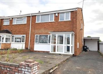 Thumbnail 3 bed property to rent in Goodison Gardens, Erdington, Birmingham