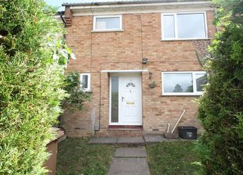 Thumbnail 3 bed semi-detached house to rent in Hunts Close, Luton