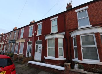 Thumbnail 3 bed terraced house to rent in Beechwood Avenue, Wallasey