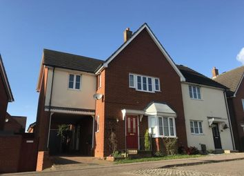 Thumbnail 3 bed semi-detached house to rent in Lark Close, Cedars Park