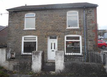 Thumbnail 3 bed detached house for sale in Gelli Road, Ton Pentre, Pentre