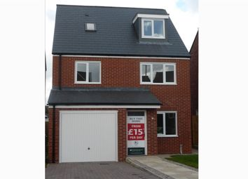 Thumbnail 4 bed semi-detached house for sale in Brackenleigh Close, Carlisle