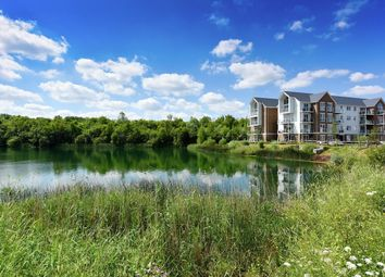 Thumbnail 1 bed flat for sale in Holborough Lakes, Manley Boulevard, Snodland, Kent