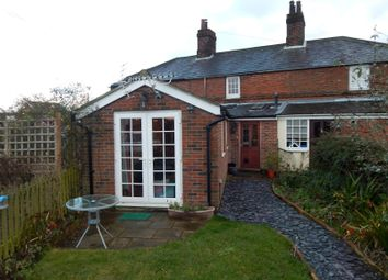 Thumbnail 3 bed cottage to rent in Station Cottages, Station Road, Wymondham