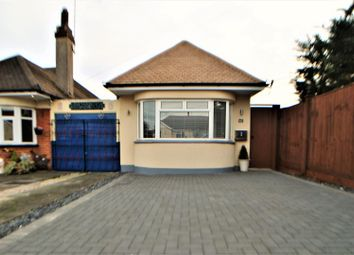 Thumbnail 2 bed detached bungalow for sale in Warwick Road, Rayleigh