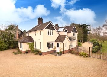 Thumbnail 5 bed country house for sale in Playford Road, Little Bealings, Woodbridge