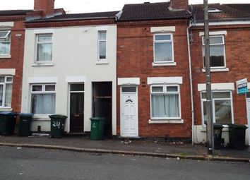Thumbnail 2 bedroom terraced house for sale in Leopold Road, Coventry, West Midlands