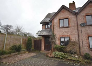 Thumbnail 3 bed semi-detached house to rent in Crown Close, Dymock, Gloucestershire