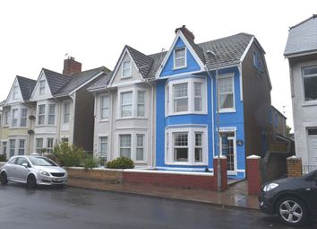 Thumbnail 6 bed semi-detached house for sale in Victoria Avenue, Porthcawl