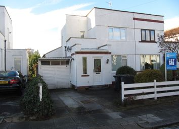 Thumbnail 2 bed semi-detached house to rent in Ravensdale Walk, Darlington