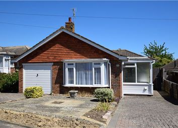 Thumbnail 2 bed detached bungalow for sale in Millham Close, Bexhill-On-Sea, East Sussex
