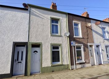 Thumbnail 2 bed terraced house for sale in Bolton Street, Workington, Cumbria