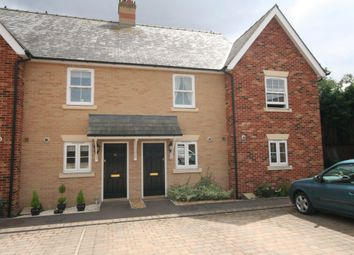 Thumbnail 2 bed terraced house to rent in Apple Tree Court, Little Downham, Ely