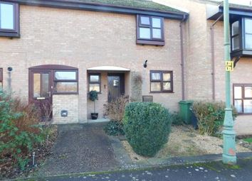 Thumbnail 2 bed terraced house for sale in Gentian Close, Weavering, Maidstone, Kent