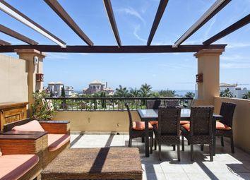 Thumbnail 3 bed apartment for sale in Benahavis, Marbella, Málaga, Andalusia, Spain