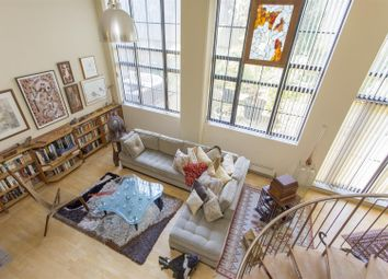 Thumbnail 2 bed flat for sale in Theydon Road, London