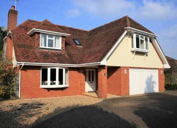 Thumbnail 4 bed detached house for sale in Struan Gardens, Ashley Heath, Ringwood