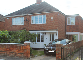 Thumbnail 3 bed semi-detached house for sale in Salsbury Avenue, Grimsby