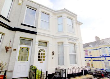 Thumbnail 2 bed flat to rent in Cranbourne Avenue, Plymouth