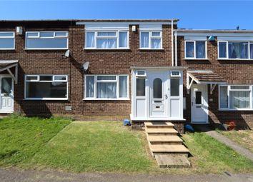 Thumbnail 3 bed terraced house for sale in Lanner Walk, Eaglestone, Milton Keynes