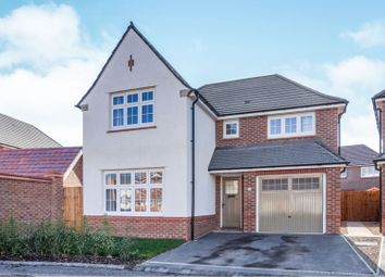 Thumbnail 4 bed detached house for sale in Farro Drive, York